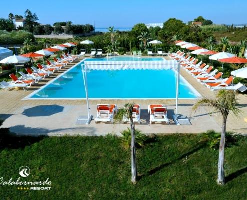 Calabernardo Resort piscina