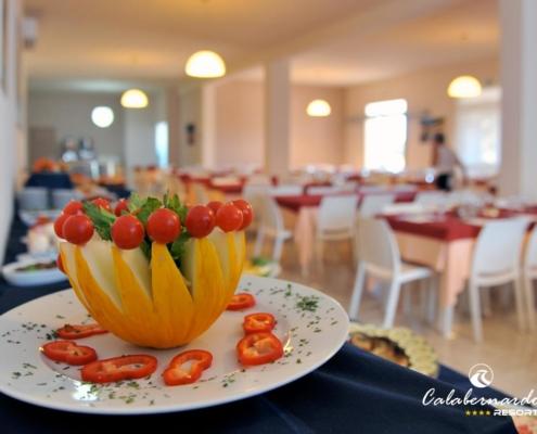 Calabernardo Resort ristorante