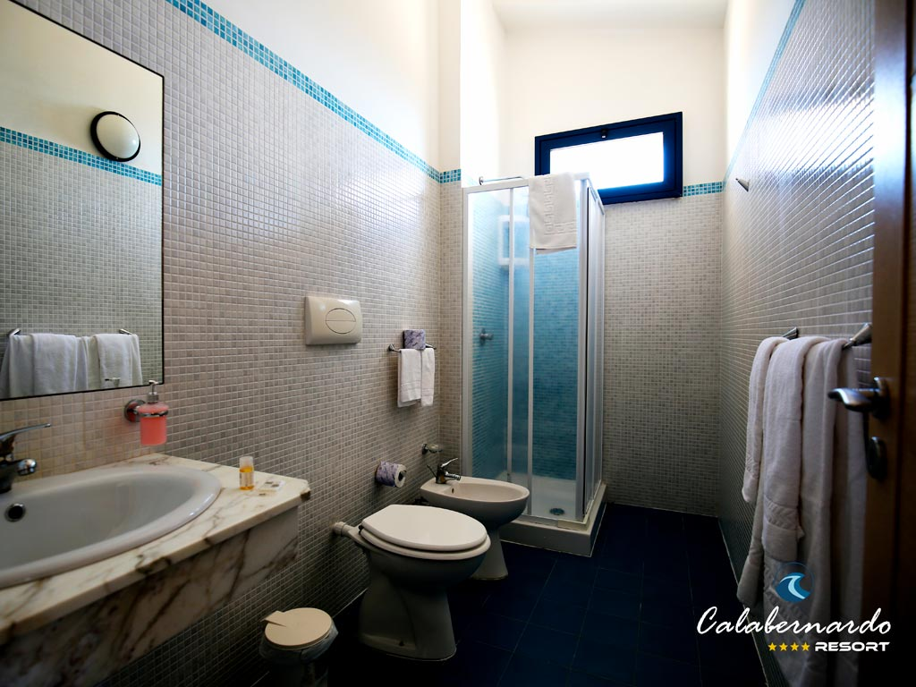 Camere Family Suites bagno