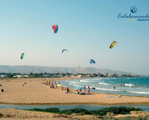 Calabernardo Resort spiaggia