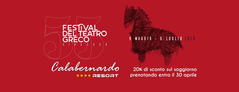 Festival teatro greco di Siracusa 2019